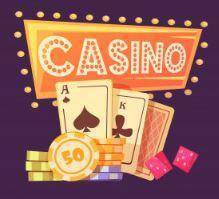 Das Casino in Farbe